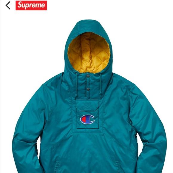 Supreme®Champion® Pullover Parka Boutique